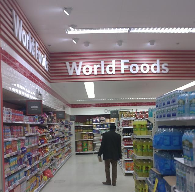 Tesco World Foods