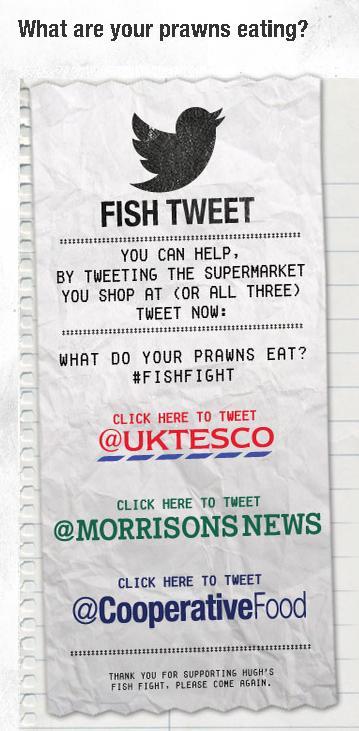 #fishfight se lo pone fácil a los consumidores para que exijan información  Fuente:fishfight.net