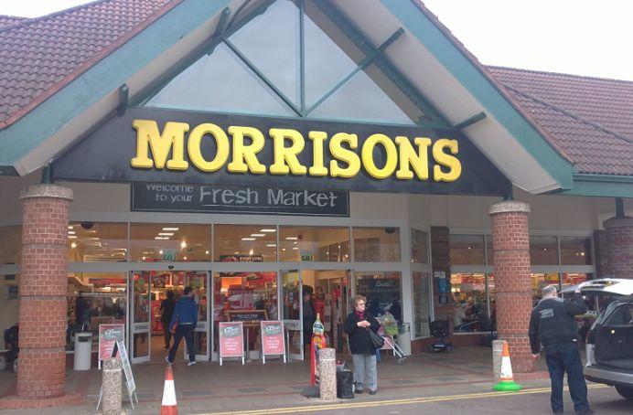 Morrisons Front