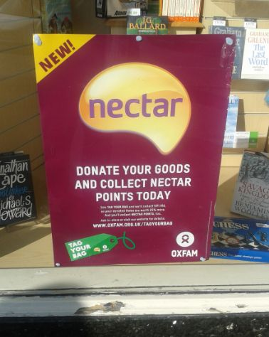 Nectar and Oxfam