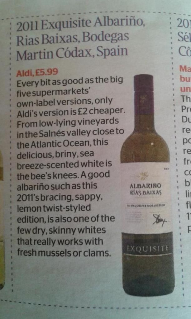 The Times - Albariño