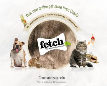 Ocado - Fetch