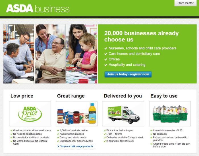 Asda Business - 01