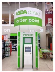 Asda - Direct Order Point