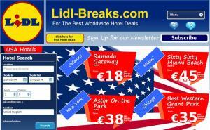 Lidl - breaks