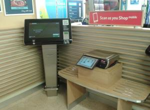 Tesco - scan as you shop 01