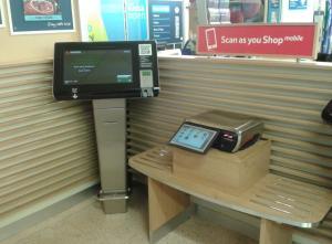 Tesco - scan as you shop 01