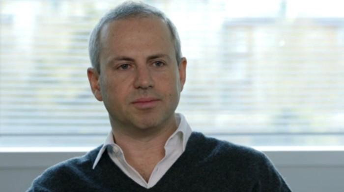 Tim Steiner, CEO de Ocado, un hombre feliz por los resultados.