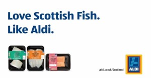 Aldi - Love Scottish fish