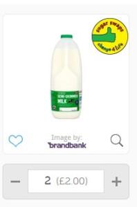mySupermarket - Milk