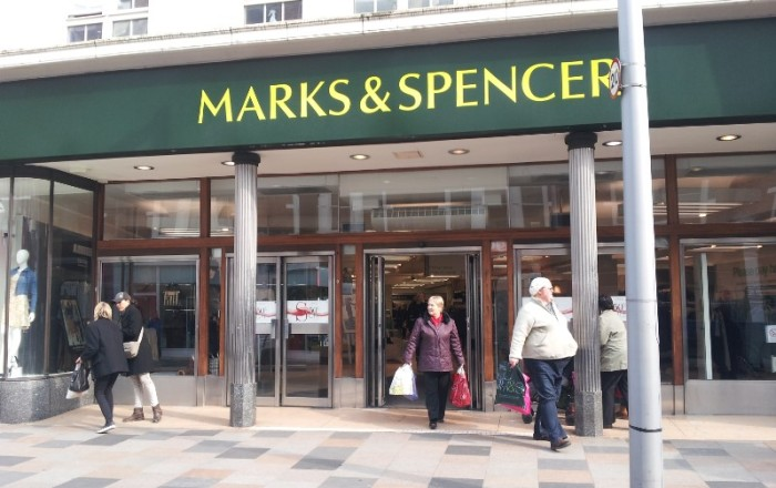 Marks & Spencer Clapham