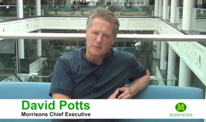 La varita mágica de David Potts, que en 3 meses ha conseguido devolver el crecimiento a Morrisons