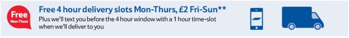 Tesco - Free Delivery Online