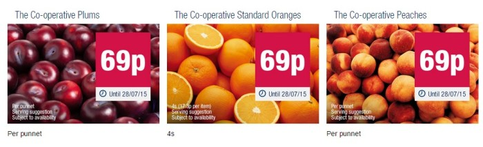 The Coop - Fresh Three Offer