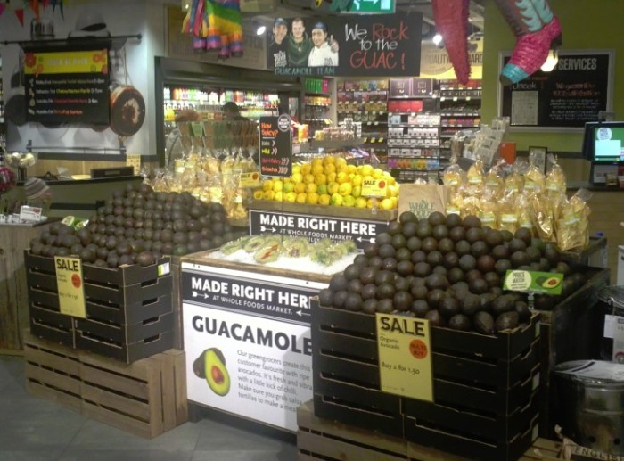 "Whole Foods Market etiqueta los productos que prepara en la tienda con el lema ""Made Right Here"""