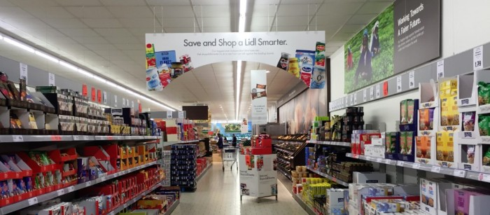Lidl - Save and Shop