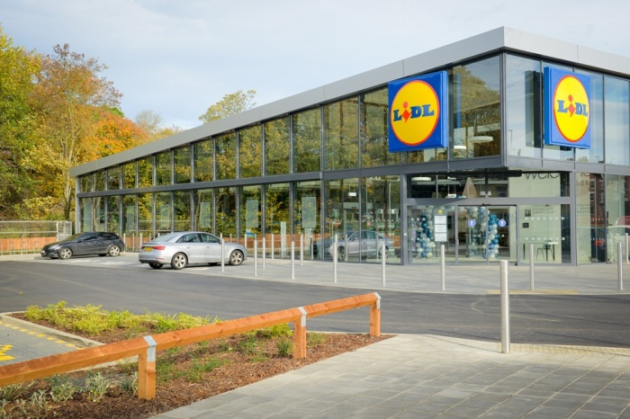 Fotografía Lidl UK