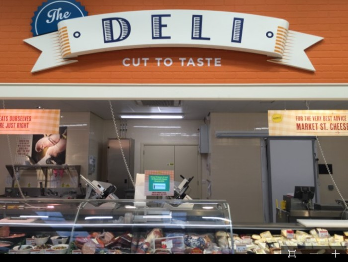 Morrisons - The Deli