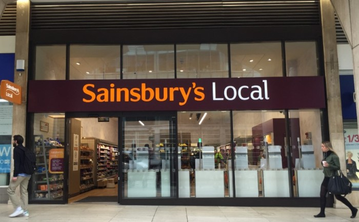 Sainsbury - minilocal