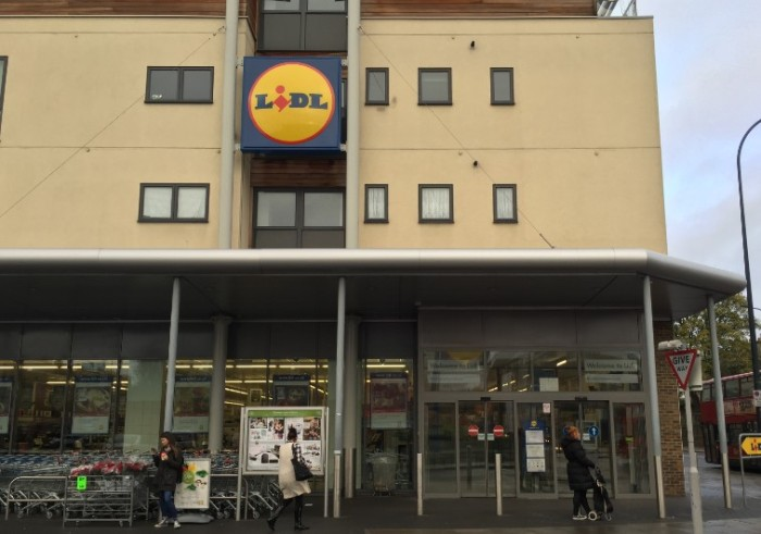 Lidl Front