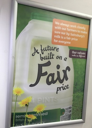 Sainsbury - Price Fair