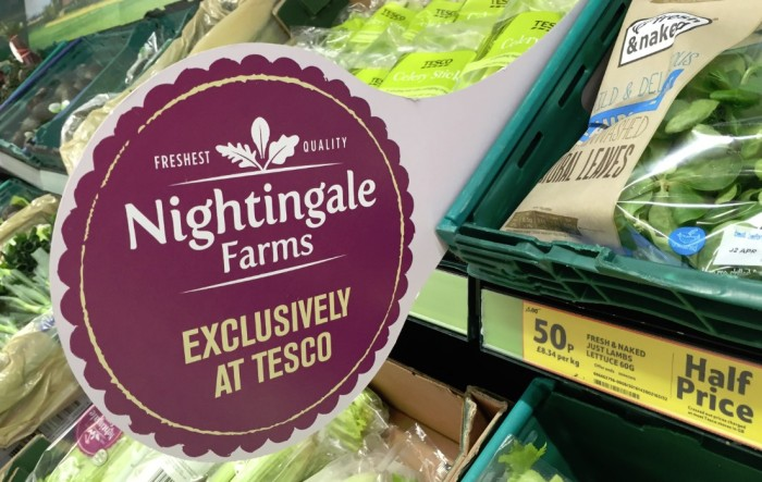 Tesco - Nightingale Farms