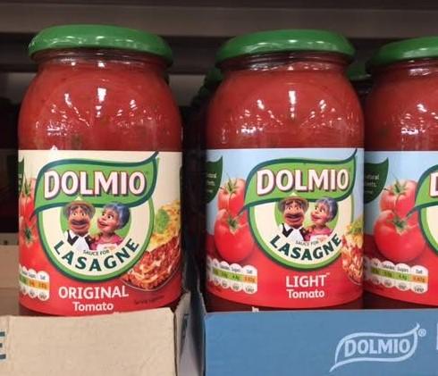 Mars - Dolmio