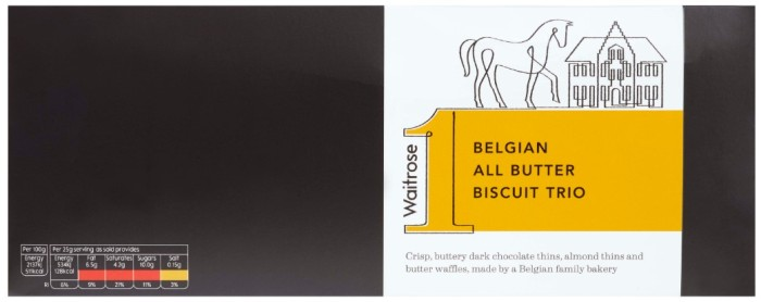 Waitrose - WR1 Biscuit
