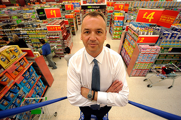 ASDA CEO The Sun